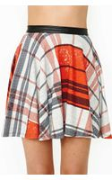 Nasty Gal Stay Sunny Skater Skirt
