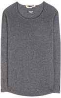 Dear Cashmere Boatneck Cashmere Sweater - Lyst