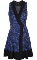 Proenza Schouler Wrap Dress - Lyst