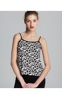 Mink Pink Cami Leopard Print - Lyst