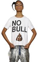 Ashish No Bull Sequined Cotton Top - Lyst