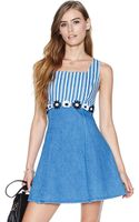 Nasty Gal Katie Dress - Lyst