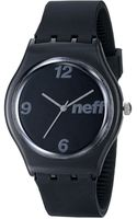 Neff Typhoon Watch - Lyst