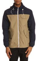 Penfield Rochester Navy Blue and Beige Twotone Jacket - Lyst