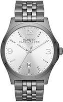 Marc By Marc Jacobs Danny Gunmetal Stainless Steel Bracelet Watch - Lyst