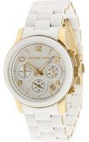 Michael Kors Collection Runway Chronograph - Lyst