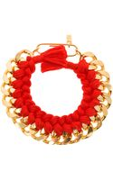 Aurelie Bidermann Do Brasil Bracelet - Lyst