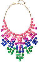 Kate Spade Skyline Glow Statement Necklace - Lyst