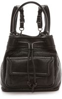 McQ by Alexander McQueen Backpack Black - Lyst