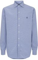 Polo Ralph Lauren Slim Fit Checked Regent Shirt - Lyst
