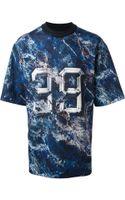 Juun.j Printed Tshirt - Lyst