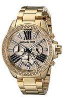 Michael Kors Wren Watches - Lyst