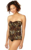 Miraclesuit Skin City Seascape Tankini Top - Lyst
