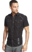Inc International Concepts Attack Shirt - Lyst