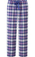 Uniqlo Women Flannel Lounge Pants - Lyst