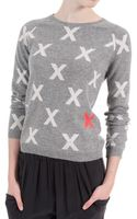 Chinti And Parker Crosses Sweater - Lyst
