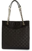 Tory Burch Fleming Tote - Lyst