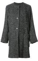 Isabel Marant Oversized Coat - Lyst