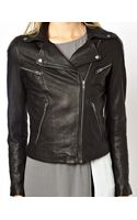 Won Hundred Mable Biker Jacket in Leather - Lyst