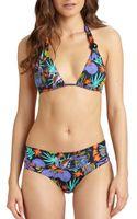Onda De Mar Swim Muscat Bikini Top - Lyst
