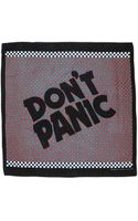 Marc By Marc Jacobs Dont Panic Scarf - Red Pepper Multi - Lyst
