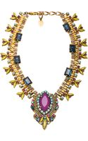 Erickson Beamon Hyperbole Necklace - Lyst