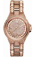 Michael Kors Ladies Camille Glitz Mini Watch - Lyst