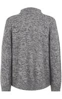 3.1 Phillip Lim Marled Mohair Sweater - Lyst