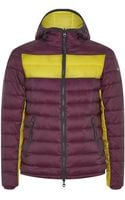 Armani Jeans Reversible Quilted Jacket - Lyst
