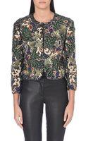 Alice + Olivia Kidman Embellished Jacket - Lyst