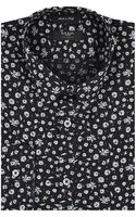 Paul Smith The Byard Tailored Fit Shirt - Lyst