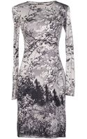 Mary Katrantzou Kneelength Dress - Lyst