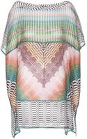 Missoni Mare Crochet Knit Tunic - Lyst