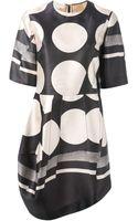 Stella McCartney Adalina Flare Dress - Lyst