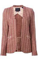 Maison Scotch Herringbone Jacket - Lyst