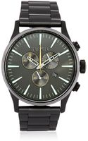 Nixon The Sentry Chronograph Watch - Lyst