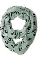 ModCloth Cat Person Scarf - Lyst
