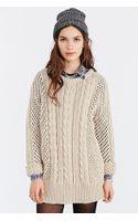 Gat Rimon Maiti Cable-knit Sweater - Lyst