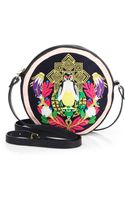 Mary Katrantzou Embroidered Pochette Shoulder Bag - Lyst