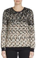 Marc By Marc Jacobs Isa Sequined Crewneck Sweater - Lyst