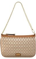 Nine West Mini 9s Sateen Clutch - Lyst