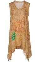 Tsumori Chisato Short Dress - Lyst