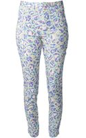 Peter Pilotto Geo Trousers - Lyst