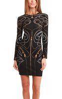 McQ by Alexander McQueen Long Sleeve Dress - Lyst