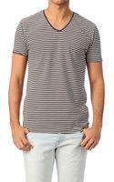 Scotch & Soda Short Sleeve Tshirt - Lyst