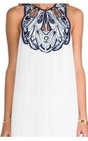 Alice Mccall White Sea Maxi Dress in White - Lyst