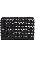 French Connection Bright Neon Clutch Bag - Lyst