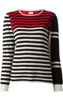 Lala Berlin Striped Sweater - Lyst