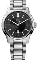 Hugo Boss Stainless Steel Watch Black - Lyst