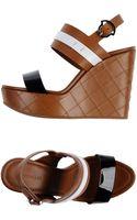 Moncler Sandals - Lyst